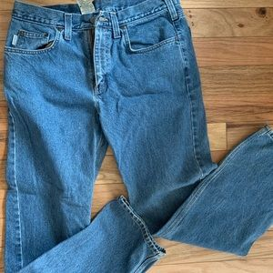 CARHARTT MENS ➖ Traditional Fit Jeans 33x32